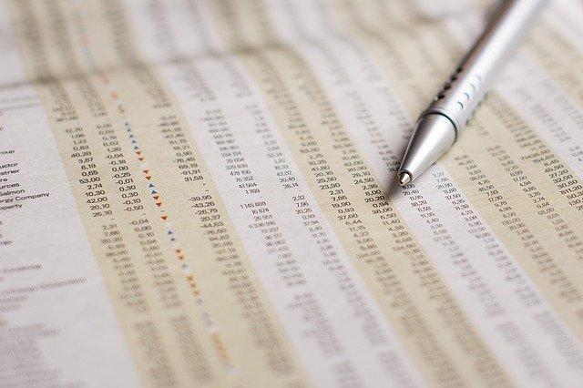 Aktien-Analyse mittels Kennziffern